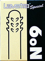 Prezervative cu striatii Lavetra 9