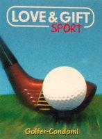 Prezervativ minge golf