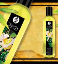Ulei masaj SHUNGA Organica