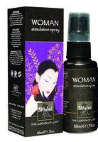 SHIATSU Geisha s Woman stimu  Spray 50ml