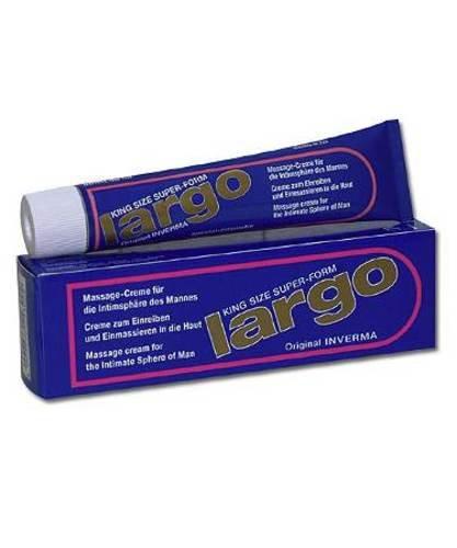 Crema Largo pentru marirea penisului