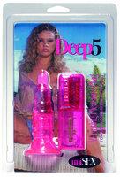 Dop anal roz cu vibratii