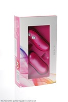 Vibe Therapy Reign pink