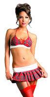 COLLECTION X Kostüme Brenda Schoolgirl-Set M