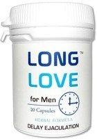 Pilule pentru intarzierea ejacularii LONG LOVE