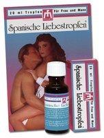 Spanische Liebestropfen® 20ml(tot spanish fly)