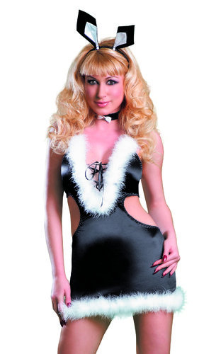 COLLECTION X Kostüme Cecile Bunnydress S-M